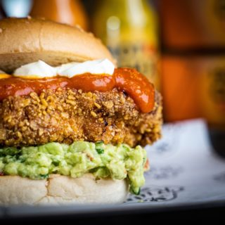 Get your fried chicken fix in our Point square location😍 Open from 4pm! Cocktails, beer, milkshakes and more all available at HotChix.ie #HotChix #YourBreastFriend #Friedchicken #Buttermilkchicken #mexican #milkshakes #cocktails #beer #dublinfoodie