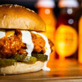 Frieday is here! This Bird is Red hot 😍 Link in bio to order. #Hotchix #Buttermilkchicken #redhot #dublinchicks #dublinfoodie #foodporn #ranchlife
