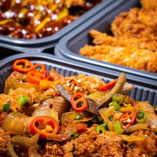 TLC 😍 Open in Point square for collection for those looking to get out 🤤 #hotchix #buttermilkchicken #tenderlovingcare #chicken #dublinfoodie